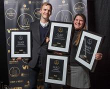 Årets bästa viner korade - prestigefulla priser till Oenoforos och Carovin
