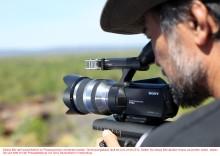 Camcorder mit Hollywood-Ambitionen: Die neue Handycam NEX-VG20E von Sony