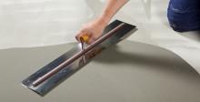 Matala-alkaliset tasoitteet työkalu sisäilmaongelmien ehkäisyssä