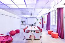 Tre nya uppskrattade mötesrum på Happy Tammsvik