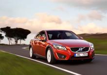 Nya Volvo C30 - med ny sportig front och ännu mer valfrihet