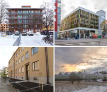 Pressinbjudan: Fyra möjliga vinnare av Byggnadspriset 2017 – välkommen till prisutdelning!