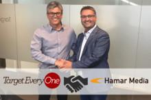 TargetEveryOne: Agreement with Hamar Media