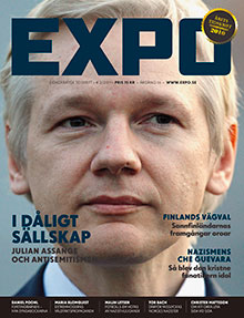 Expo reveals close cooperation betwen Julian Assange and the Swedish anti-Semite israel Shamir