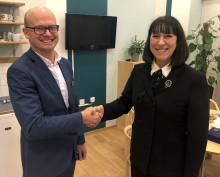 Staffan Erlandsson ny kommundirektör i Österåker