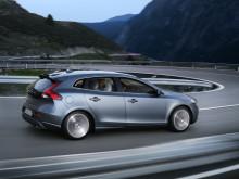 Nya Volvo V40 - Köregenskaper: Härlig, kompakt körglädje