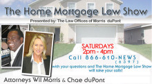 "Roy Oppenheim on WIOD's ""The Home Mortgage Law Show"""