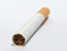 Cigarette runs end in prison