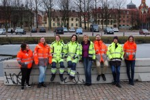 Grattis Atkins, vår Miljögrupp i Göteborg fyller 1 år!