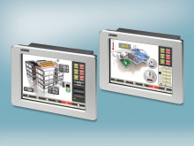 HMI paneler til opgaver med ressourcekrævende grafik