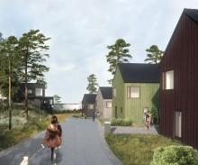 OBOS Sverige förvärvar mark och bygger 240 nya bostäder utanför Norrköping