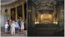 Påsköppet på Gripsholms slott