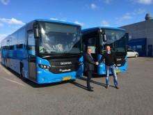To nye regionalbusser til Arriva