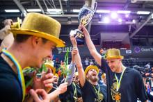 BASKET: Norrköping Dolphins svenska mästare!