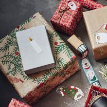 Giftwrapping – fire måter å pakke julegaver på