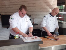 QUALITY STANDARD MARK BEEF AND LAMB IS A HIT AT SIRHA