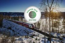 NSB er Norges mest bærekraftige varemerke – her er hele listen