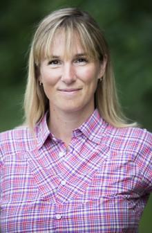 Linda Grimstedt är i augusti tidningen Husdjurs nya chefredaktör