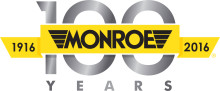 Monroe markerer 100 år under Automechanika: Fremtidsrettet Tenneco feirer imponerende Monroe-historikk