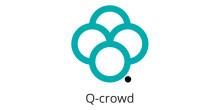 Kommentar från en kund i samband med gårdagens lansering av tjänsten Q-crowd.