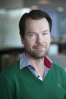 Björn Bergman ny kommunikationsdirektör på KPMG