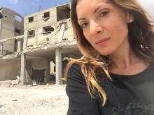 Alexandra Pascalidou blir ambassadör för Kvinna till Kvinna