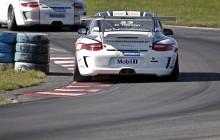 Sluttampen inleds för Ola Nilsson i Porsche Carrera Cup