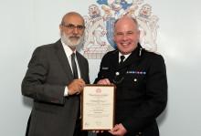 Royal Humane Society Awards Ceremony