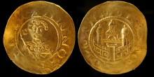 Amatørarkæologer finder vikingeskat med enestående guldmønter