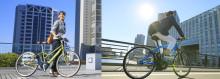 電動アシスト自転車「PAS VIENTA5」「PAS Brace」を発売 デザイン性と走行性能を両立させたスポーティモデル 新開発の大容量バッテリーを搭載し、アシスト走行距離が伸長