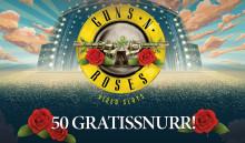 Så firar du bäst NetEnts nya spel Guns N Roses idag!
