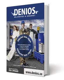 Ny katalog från DENIOS med miljösmart utrustning för kemikaliehantering