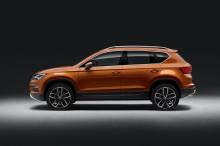 Den alsidige sportsvogn blandt SUV'erne - Den nye SEAT ATECA – stil, dynamik og anvendelighed til det urbane eventyr