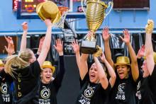 Femte raka guldet för Luleå Basket