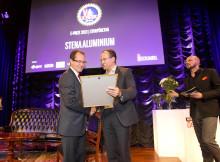 Stena Aluminium tilldelas E-Prize 2013