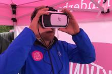 Stockholm får prova på att leva med funktionsvariation genom VR-glasögon