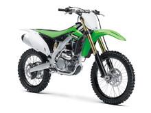 Kawasaki visar 2014 års KX250F och KX450F crossmotorcyklar