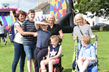Council marks National Play Day in Marine Gardens