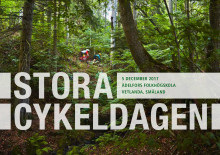 Stora Cykeldagen – årets konferens om cykelturismens möjligheter