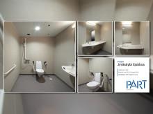 Referensrum Jyväskyle Sjukhus – 1 av 263 rum