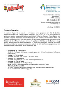 WM Rahmenprogramm