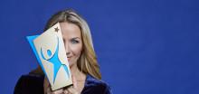 Kristin Kaspersen leder Idrottsgalan för andra året i rad