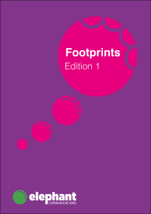 New footprints research series for clients out next week