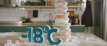 Garant hyllar frysen i ny kampanj