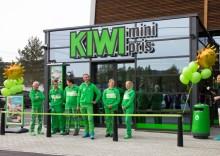 I dag åpner KIWI butikk nummer 600