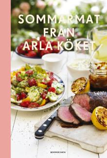 Arlas nya kokbok sätter smak på sommaren