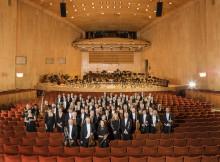 Göteborgs Symfoniker avslutar den klassiska säsongen på Vara Konserthus