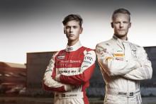 Dubbelt svenskt i TCR European Trophy på Hockenheim