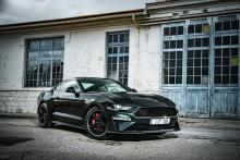 Ford Mustang Bullitt™ Sonderedition in Genf enthüllt – Verkauf in Europa startet bereits in diesem Jahr