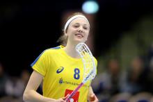 Sju debutanter i damlandslagets trupp till Euro Floorball Tour